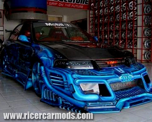 honda civic ricer