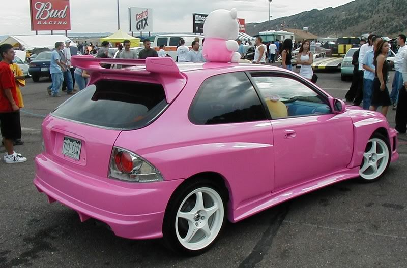 pink-honda-civic