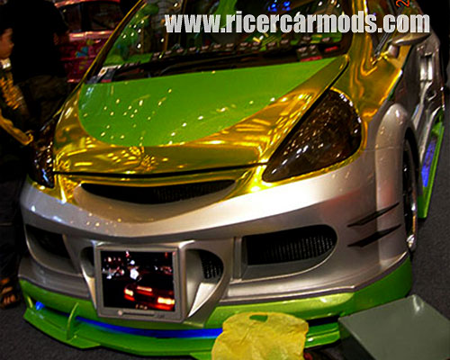 tv body kit ricer