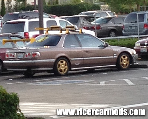 honda accord roof racs