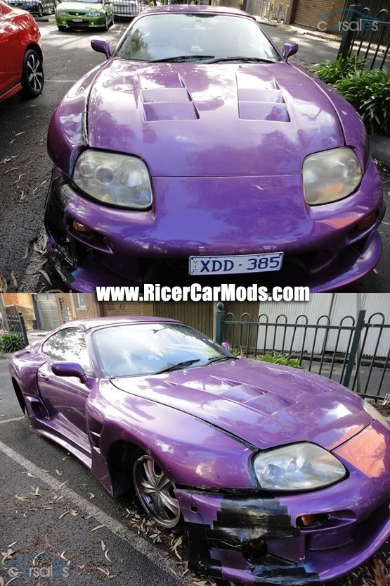 supra wide body fail